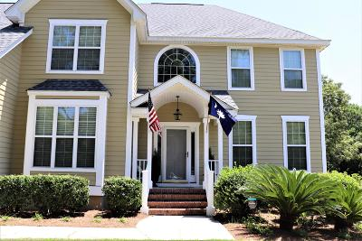 Mount Pleasant Single Family Home For Sale: 1309 National Drive