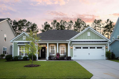 Summerville Single Family Home For Sale: 354 Whispering Breeze Lane