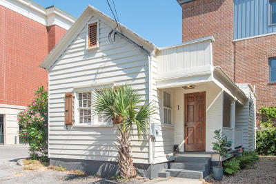 Charleston SC Single Family Home For Sale: $562,500