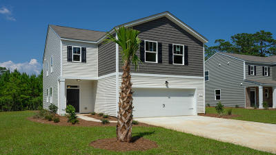 Ladson Single Family Home For Sale: 9807 Sickle Drive