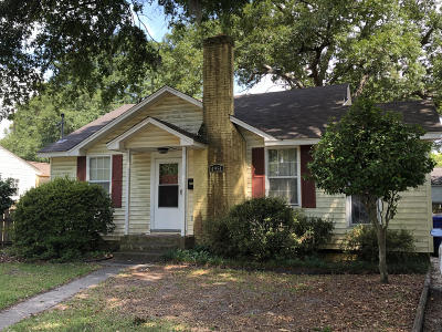 North Charleston Single Family Home For Sale: 4954 Pinetree Lane