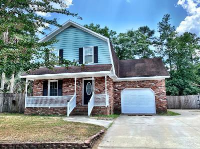 Summerville Single Family Home For Sale: 112 Flicker Lane