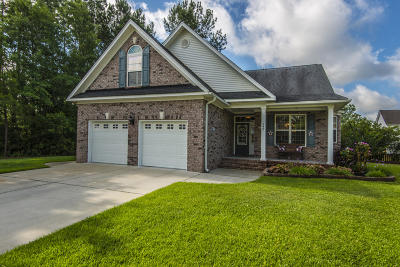 Summerville Single Family Home For Sale: 142 Amen Corner