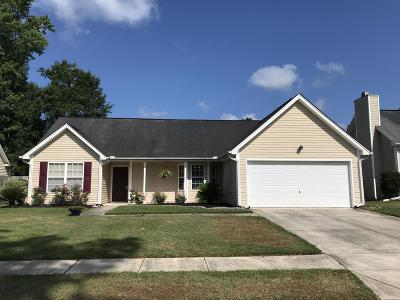 Ladson Single Family Home For Sale: 432 Equinox Circle