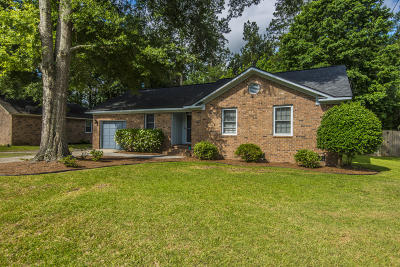 Summerville Single Family Home For Sale: 412 Longleaf Drive