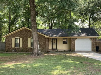 Summerville Single Family Home For Sale: 109 Edythe Court