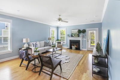 Charleston Single Family Home For Sale: 1777 Cornsilk Drive