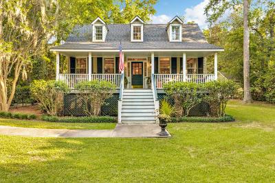 Summerville Single Family Home Contingent: 104 Dukes Court