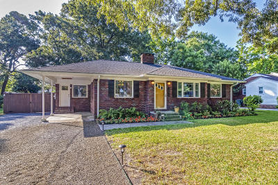 Hanahan Single Family Home Contingent: 1211 Eastwood Avenue