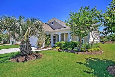 Summerville Single Family Home For Sale: 177 Schooner Bend Avenue