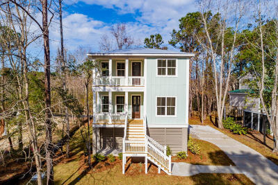 Charleston Single Family Home For Sale: 1395 Harbor View Road