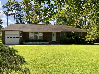 Summerville Single Family Home For Sale: 103 N Hampton Street
