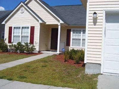 Summerville Single Family Home Contingent: 5028 Thornton Drive