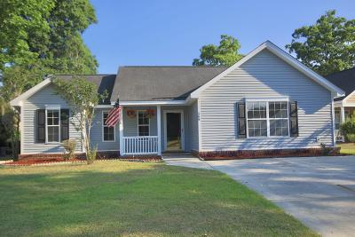Grand Oaks Plantation Single Family Home Contingent: 569 Hainsworth Drive