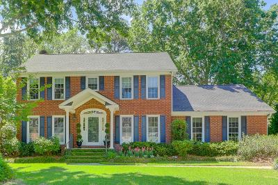 Charleston, Mount Pleasant, North Charleston, Summerville, Goose Creek, Moncks Corner Single Family Home For Sale: 626 Palisades Drive