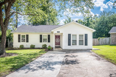 Summerville Single Family Home For Sale: 109 Aberdeen Court
