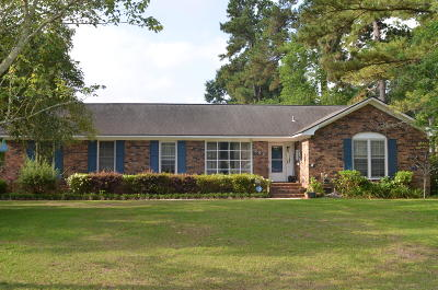 Summerville Single Family Home For Sale: 202 Anstead Drive