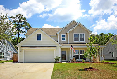 Single Family Home For Sale: 138 Cypress Plantation Road