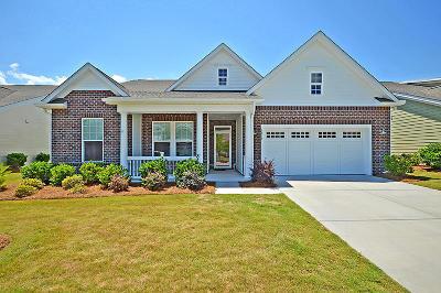 Charleston, Mount Pleasant, North Charleston, Summerville, Goose Creek, Moncks Corner Single Family Home For Sale: 3019 Cross Vine Lane