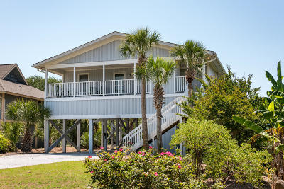 Isle Of Palms Single Family Home For Sale: 708 Carolina Boulevard