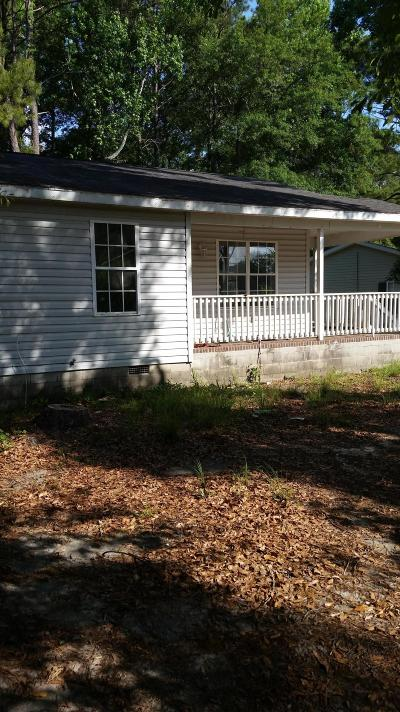Johns Island Single Family Home For Sale: 1584 Langston Drive