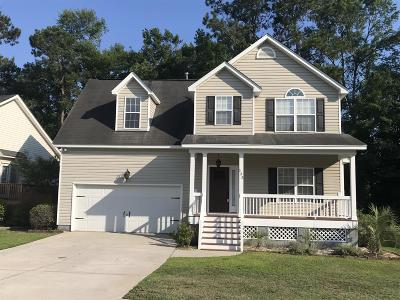 Hanahan Single Family Home Contingent: 133 Hanahan Plantation Circle Circle
