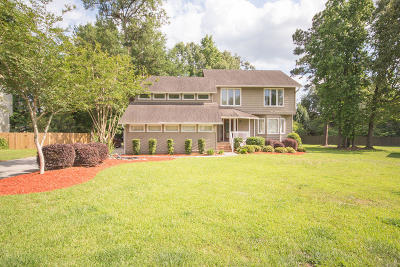 Moncks Corner Single Family Home For Sale: 1529 Sterling Oaks Drive