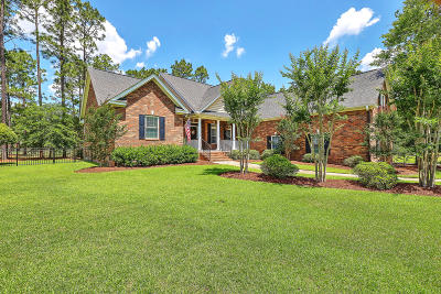 Summerville Single Family Home For Sale: 123 Pine Valley Drive