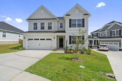 Charleston, Mount Pleasant, North Charleston, Summerville, Goose Creek, Moncks Corner Single Family Home For Sale: 104 Barbour Court