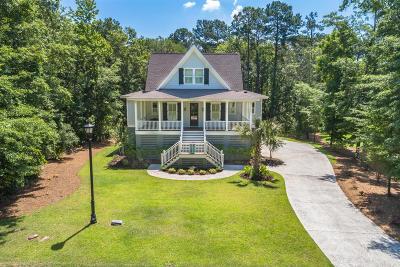 Berkeley County Single Family Home For Sale: 1014 Bradbury Lane