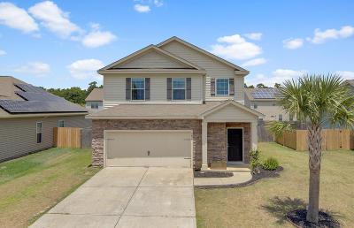 North Charleston Single Family Home For Sale: 7678 Haywood Street