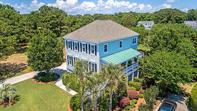 Johns Island Single Family Home Contingent: 4261 Haulover Drive