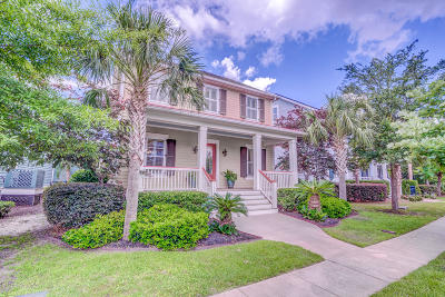 Charleston Single Family Home Contingent: 1751 Providence Street