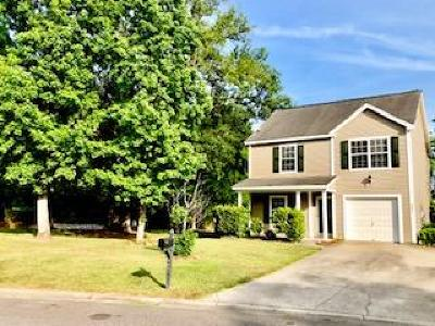 North Charleston Single Family Home For Sale: 8657 Madelyn Street