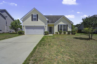 Ridgeville Single Family Home For Sale: 1012 Bridlewood Farms Parkway