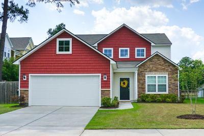 Charleston, Mount Pleasant, North Charleston, Summerville, Goose Creek, Moncks Corner Single Family Home For Sale: 1751 Grovehurst Drive