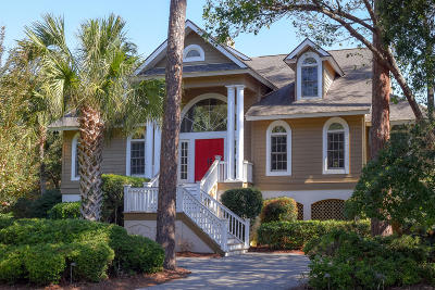 Charleston County Single Family Home For Sale: 162 Bluebill Court