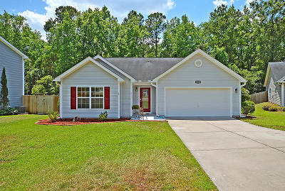 Hanahan Single Family Home For Sale: 1051 Steelechase Lane