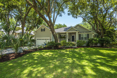 Mount Pleasant Single Family Home For Sale: 2261 Magnolia Meadows Drive