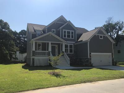 Charleston County Single Family Home Contingent: 594 Saltgrass Pointe Drive