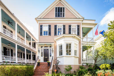Single Family Home For Sale: 137 Broad Street
