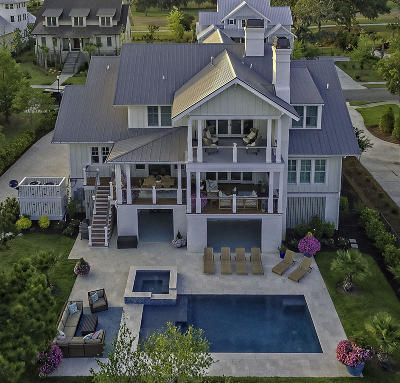 Charleston Single Family Home For Sale: 554 Wading Place