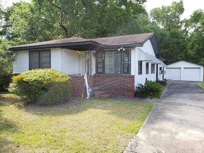 North Charleston Single Family Home Contingent: 2684 Orchid Avenue