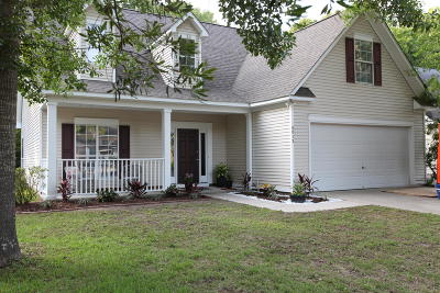 Single Family Home For Sale: 4013 Harleston Green Lane