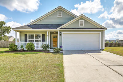 Ladson Single Family Home For Sale: 1060 Friartuck Trail