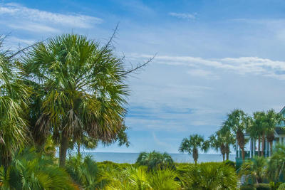 Isle Of Palms Single Family Home For Sale: 6 50th Avenue