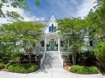 Johns Island Single Family Home Contingent: 2598 Jenkins Point Road