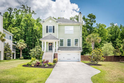Charleston Single Family Home For Sale: 1483 Gator
