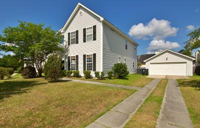 Ladson Single Family Home For Sale: 119 Full Moon Court