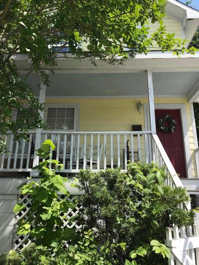 Charleston Single Family Home For Sale: 351 Huger Street